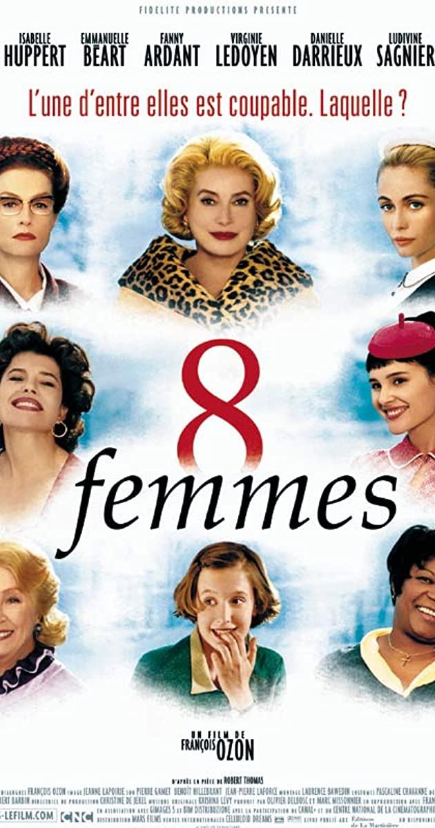 8 WOMEN (8 FEMMES) (2002)