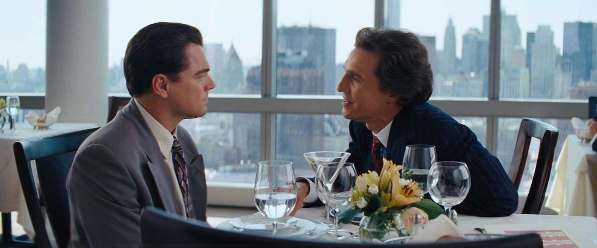 หนังเรื่อง The Wolf of Wall Street (2013)